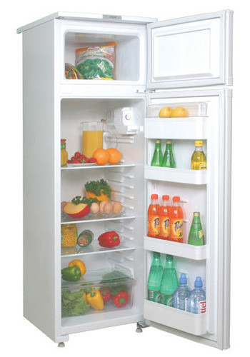 Купить холодильник с морозильником Саратов 263 (КШД-200/30) цена 15230  руб.
